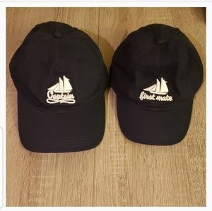 **5 for $15** New Adult Captain Hat